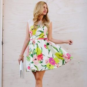 Floral Ted Baker London Dress